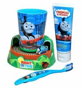 Thomas toothbrush timer