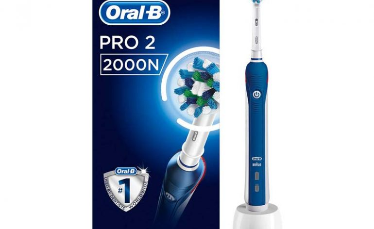Oral-B-Pro-2-2000N Electric Toothbrush review