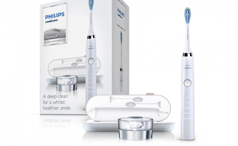 Philips-Sonicare-DiamondClean-3rd-Generation-Electric-Toothbrush