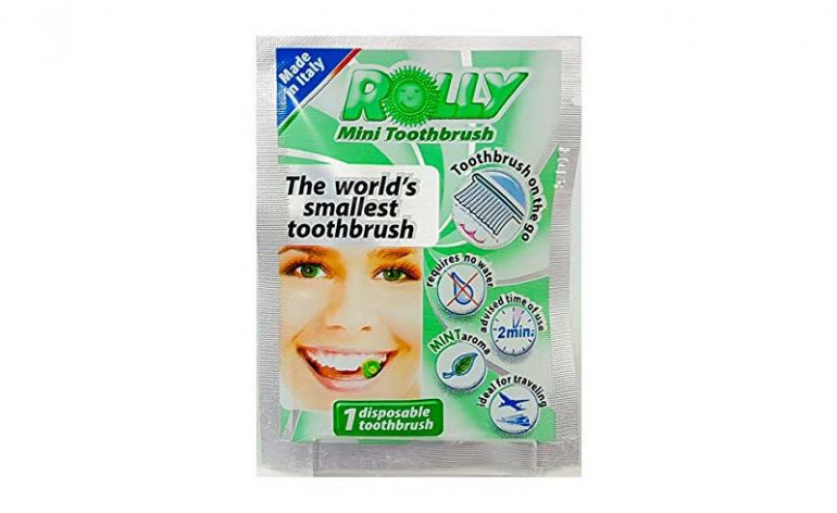Rolly-mini-toothbrush review
